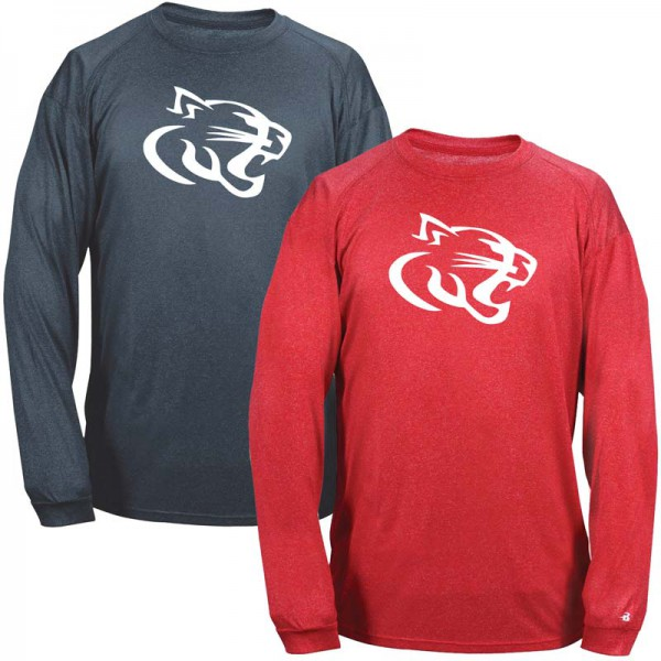 Badger - Pro Heather Long Sleeve T-Shirt